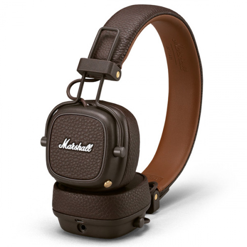 Наушники Marshall Major III Bluetooth Brown